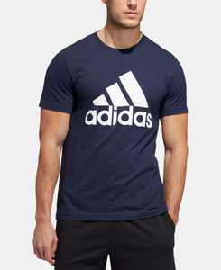 Men's Badge of Sport Logo T-Shirt