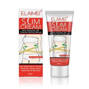 Hot Cream, Body Fat Burning Cream, Weight Losing Cream, Anti-Cellulite Slim Massage Cream
