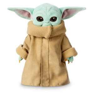 Star Wars Mandalorian The Child Plush - Disney store