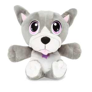 Little Tikes Rescue Tales Cuddly Pup Frenchie Soft Plush Pet Toy