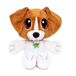 Little Tikes Rescue Tales Cuddly Pup Beagle Soft Plush Pet Toy