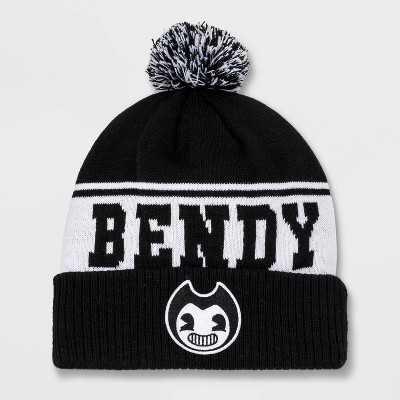 Boys' Bendy Beanie - Black One Size