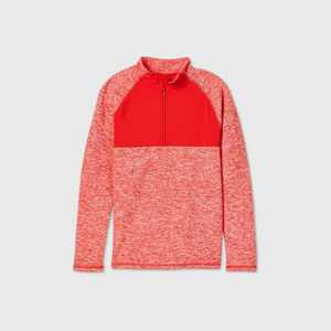Boys' Fleece 1/4 Zip Pullover Sweatshirt - All in Motion