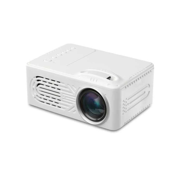 Portable LED Projector 1080P HDMI-compatible Projector Home Theater Entertainment