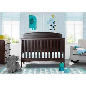 Delta Children Deluxe Archer 6-in-1 Convertible Crib