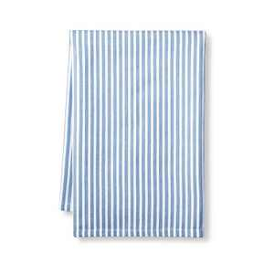 Striped Flour Sack Towel White/Blue - Levi's® x Target