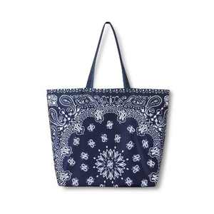 Bandana Reusable Shopping Bag Navy - Levi's® x Target