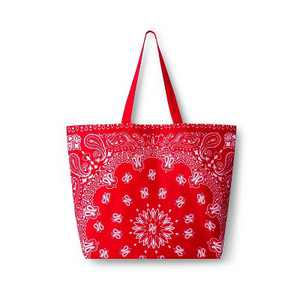 Bandana Reusable Shopping Bag Red - Levi's® x Target