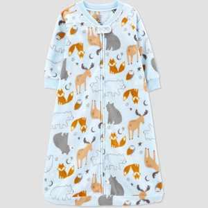 Baby Boys' Animals Sleepbag Pajama - Just One You® made by carter's 3-6M