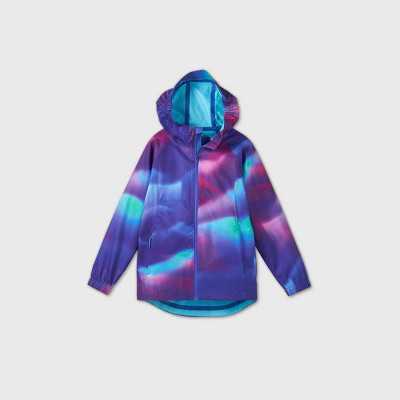 Girls' Waterproof Shell Jacket - All in Motion