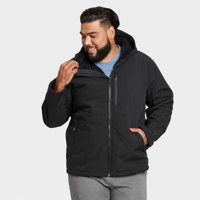 Men's Sherpa Softshell Jacket - All in Motion