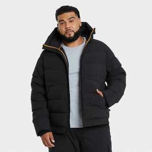 Men's Heavyweight Down Puffer Jacket - All in Motion