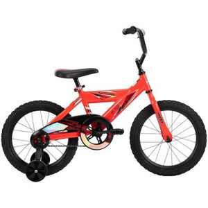 "Huffy 16"" Whirl Kids' Bike - Red"