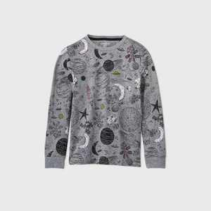 Boys' Long Sleeve Printed T-Shirt - Cat & Jack