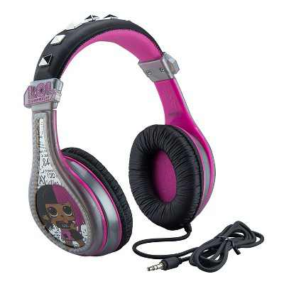 L.O.L. Surprise! Remix Kids Wired Headphones