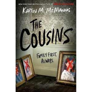 The Cousins - by Karen M McManus (Hardcover)