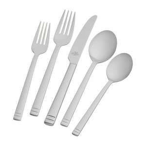 Ballarini Valencia 20-pc 18/10 Stainless Steel Flatware Set