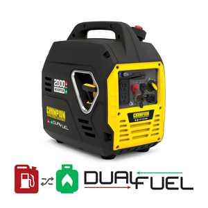 Champion Power Equipment 2000-Watt Dual Fuel Portable Inverter Generator