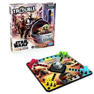 Trouble Game: Star Wars: The Mandalorian Edition