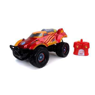Marvel Iron Man Thruster Radio Control Vehicle 1:14 - Red