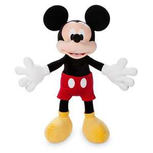 Disney Mickey Mouse Jumbo Plush - Disney store