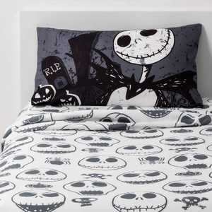 Twin The Nightmare Before Christmas Sheet Set