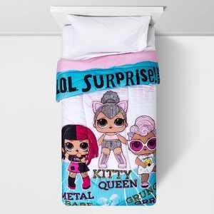 Full L.O.L. Surprise! Remix LOL in Concert Comforter