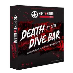 Hunt A Killer: Death At The Dive Bar Murder Mystery Game