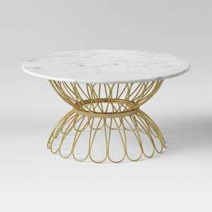 Marble Top Patio Coffee Table - Opalhouse™