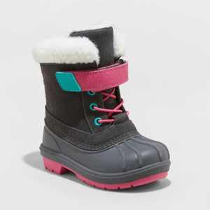 Toddler Girls' Journey Winter Boots - Cat & Jack