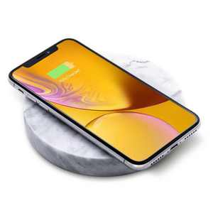 Marble Charging Pad 10W - White