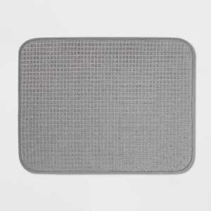 "18""x24"" Drying Mat Light Gray - Made By Design™"