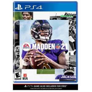 Madden NFL 21 - PlayStation 4/5