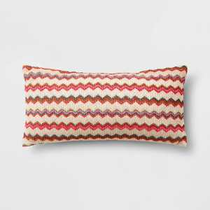 Chevron Throw Pillow Rainbow - Opalhouse™
