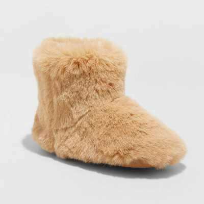 Toddler's Dallas Bootie Slippers - Cat & Jack