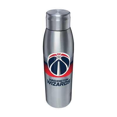 NBA Washington Wizards 17oz Retro Stripe Stainless Water Bottle