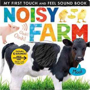 Noisy Farm - (My First) (Board Book)