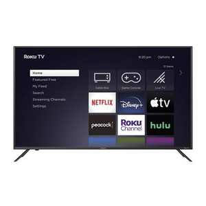 "Element 50"" 4K UHD Roku TV"