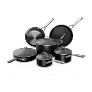 Ninja Foodi NeverStick 11pc Nonstick Cookware Set - Black