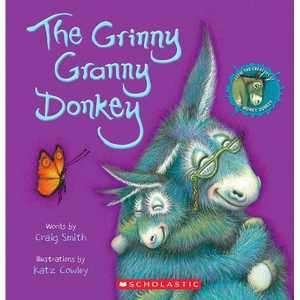 The Grinny Granny Donkey - by Craig Smith (Paperback)