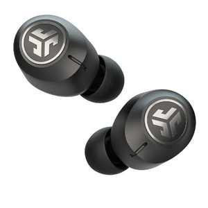 JLab JBuds Air Active Noise Cancelling True Wireless Earbuds - Black