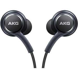 Samsung Earphones Tuned by AKG - Grey - S10/S10e/S10s/ S9/S9+/Note 9/S8/S8+ - Bulk Packaging