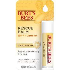 Burt's Bees Lip Balm Rescue Unscented Blister - 0.15oz