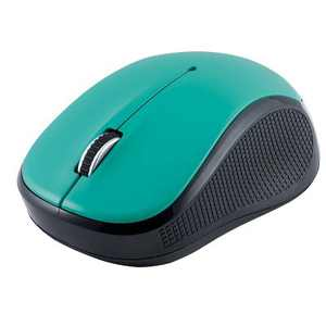 Power Gear Wireless Mouse - Teal