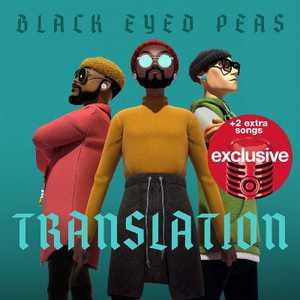 Black Eyed Peas - Translation (Target Exclusive, CD)