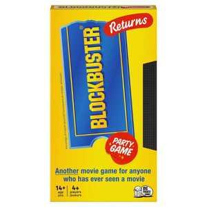 Big Potato: Blockbuster Returns Game