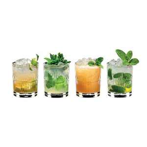 Riedel Tumbler Collection Mixing Series Rum Cocktail Set, Set of 4 Glasses