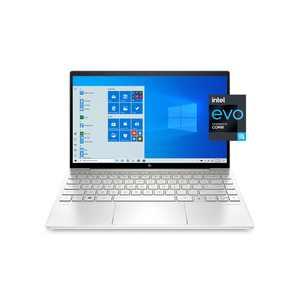 """HP Envy 13"""" FHD, i5-1135G7, 8GB RAM, 256 GB SSD, Silver, Windows 10, 13-ba1047wm"""