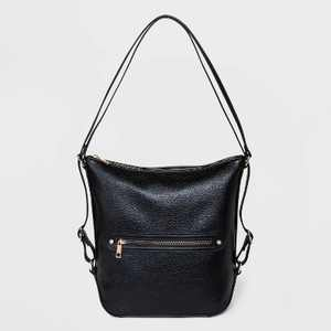 Studded Convertible Shoulder Bag - A New Day