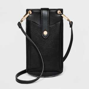 Vertical Wallet on String Crossbody Bag - A New Day